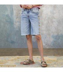 jill embroidered shorts