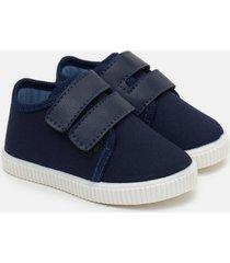 zapatilla azul cheeky velcro
