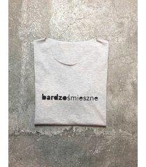 t-shirt bardzo śmieszne