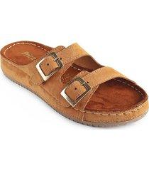 priceshoes sandalia confort dama 162409canela