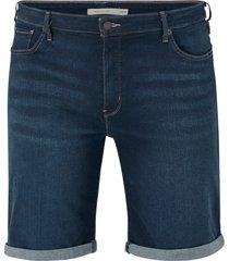 jeansshorts pl shaping bermuda dark horse