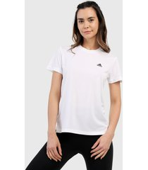 camiseta blanco-negro adidas performance