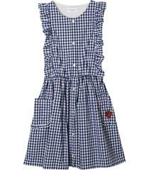 sonia rykiel enfant check dress