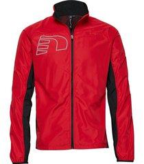 core cross jacket outerwear sport jackets röd newline