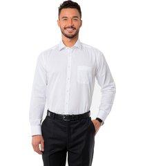 camisa formal texturada blanco arrow