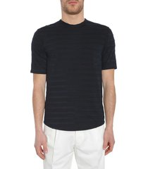 the gigi round collar t-shirt