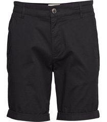 slhstraight-paris shorts w noos shorts chinos shorts svart selected homme