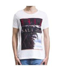 camiseta salt 35g life masculina