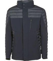 colmar funnel neck padded jacket