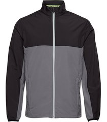 first mile wind jacket outerwear sport jackets svart puma golf
