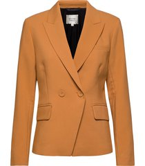 honny blazer blazers business blazers orange second female