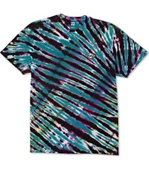 billabong men's yang tie-dye t-shirt