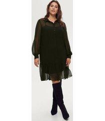 klänning mfelicea l/s knee dress