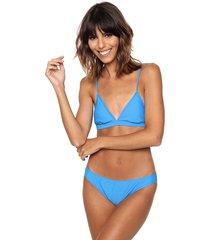 bikini azul brillantina madrid