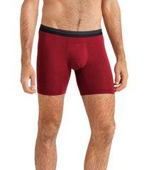 men's rhone essentials boxer briefs, size xx-large - red