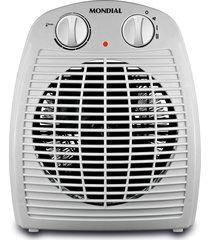 aquecedor de ambiente elétrico mondial line a-08, branco - 220 volts