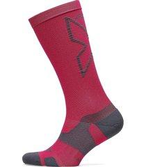 vectr light cushion full leng underwear socks regular socks rosa 2xu