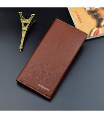 billetera mujeres- cartera de hombre, cartera de-marrón
