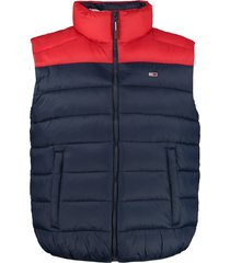 tommy jeans body warmer jacket