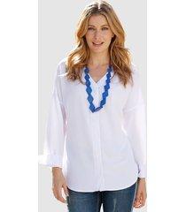 blouse laura kent wit