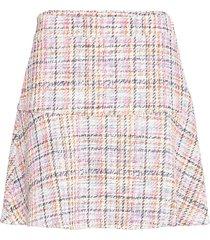 nucela skirt kort kjol multi/mönstrad nümph