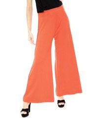 pantalón pippa retro rojo - calce holgado
