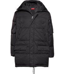 belmu1841 jackets padded jackets svart hugo