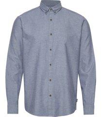shirts woven skjorta casual blå esprit casual