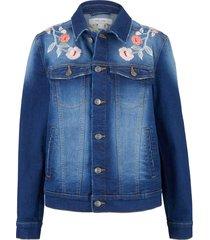 giacca di jeans maite kelly (blu) - bpc bonprix collection