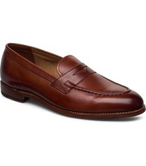 lloyd shoes business loafers brun grenson