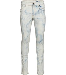 tight blue spider skinny jeans blå cheap monday
