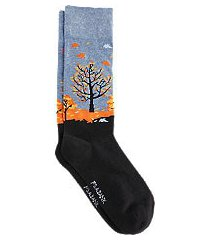 jos. a. bank autumn patterned socks