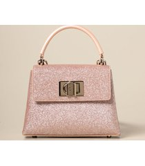 furla handbag furla 1927 glitter bag