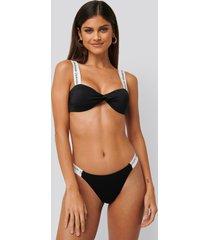 calvin klein bikinitrosa - black