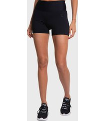 legging everlast short basic negro - calce ajustado