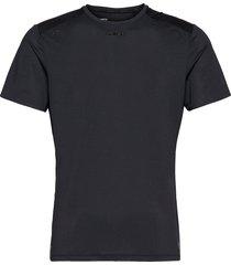 pro hypervent ss tee m t-shirts short-sleeved svart craft