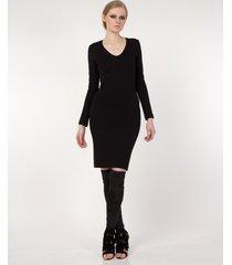 sukienka czarna ołówkowa