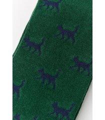 skarpety cats zielony