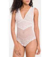 body fio dental black corinto - nude - l