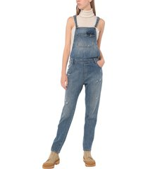 kaos jeans overalls