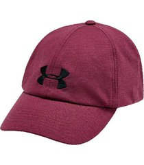 gorra running under armour renegade mujer violeta