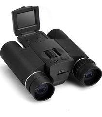 elescopio binocular digital con banda de cuello lcd
