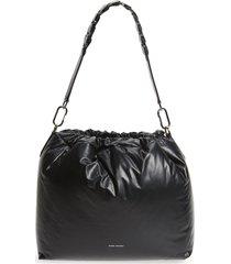isabel marant baggara leather shoulder bag -
