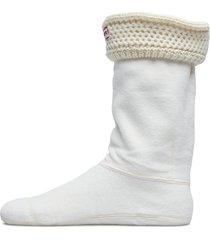 short moss cable wellysock lingerie socks regular socks vit hunter