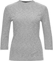opus shirt met col sares