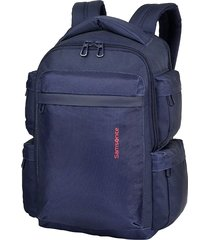 mochila unissex laptop data - azul