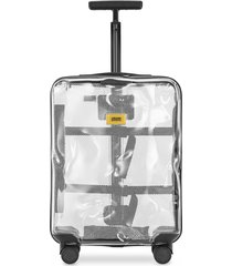 crash baggage share carry-on trolley