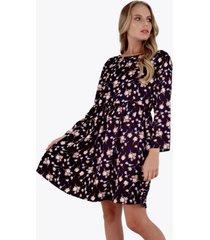 vestido alicia floral print jacinta tienda
