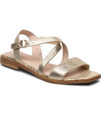 a-1406 shoes summer shoes flat sandals guld wonders