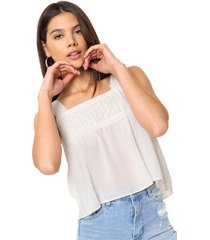 blusa natural asterisco calore